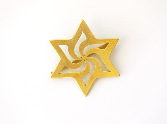 סימניה מגן דוד