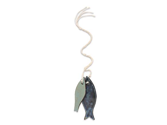 זוג דגי נוי מקרמיקה